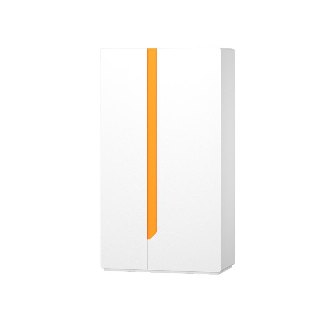 Bianco / Bianco / Arancione