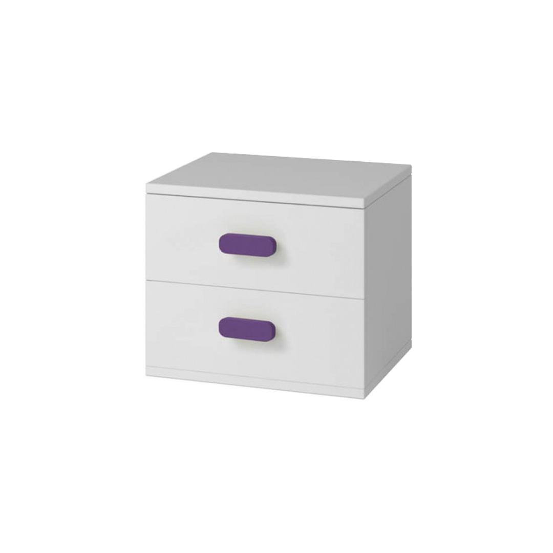 Bianco / Viola