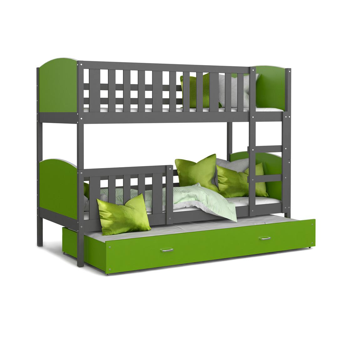 Grigio e verde