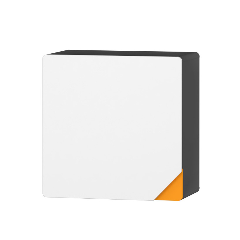 Grafite / Bianco / Arancione