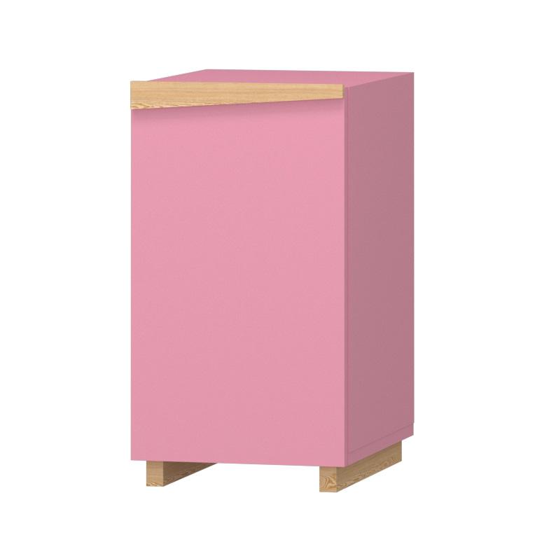 naturale / rose pink