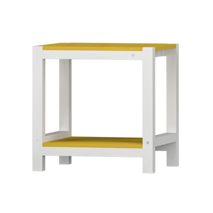 Bianco / giallo
