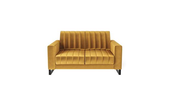 Elegante divano a due posti Mono 2 (1)