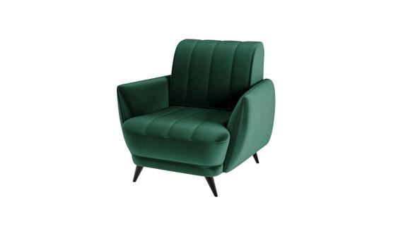 Poltrona moderna Rolo per soggiorno (1)