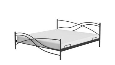 Letto in metallo per camera da letto Doro