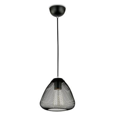 Lampada moderna a sospensione in fil di ferro