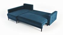 divano con contenitore lenzuola