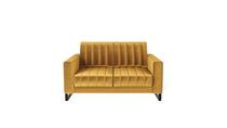 Elegante divano a due posti Mono 2