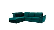 Grande divano angolare Leo